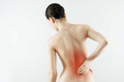 боли в спине при поясничном остеохондрозе