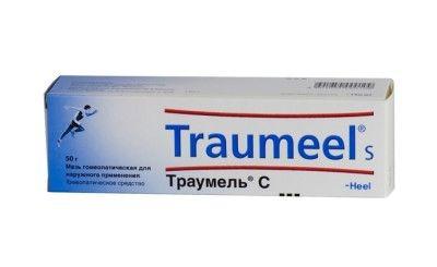 траумель - средство от остеоходроза