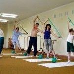 Лечебная гимнастика при остеохондрозе шейного отдела