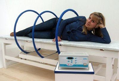 магнитотерапия при кифозе