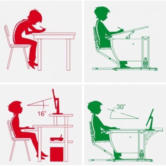 правильная-осанка в положении сидя