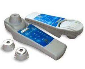 Аппарат Ореон Степ, позволяющий проводить сеансы лазерной терапии в домашних условиях