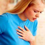 Боли при межрёберной невралгии