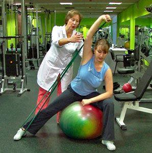 Лечебная физкультура при межрёберной невралгии