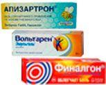 Мази, используемые при лечении межрёберной невралгии