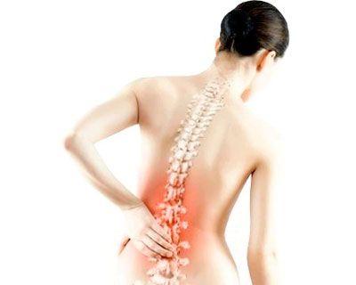 Как снять боль в спине при остеопорозе