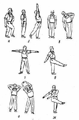 Упражнения для разминки в лечебной гимнастике при остеопорозе позвоночника