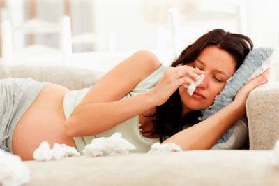 Ночные боли у беременных