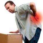 Локализация боли при вертеброгенной люмбалгии