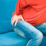 Боль в бедре в спокойном положении сидя