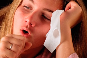 Изматывающий кашель