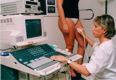 Выявление патологии тазобедренного сустава