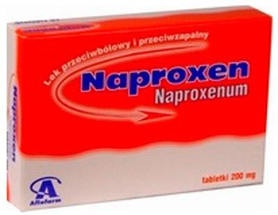 Напроксен в таблетках