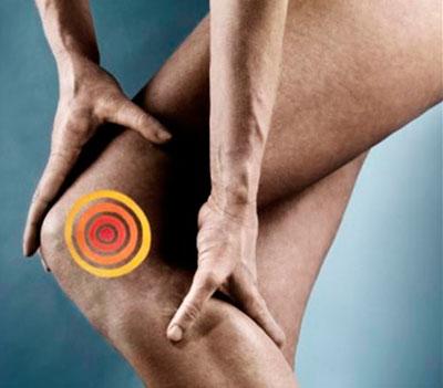 Боль и щелчки при сгибании