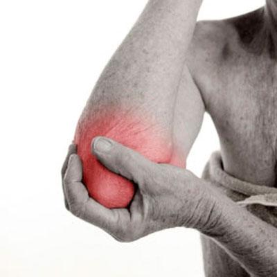 Симgтом эпикондилита: боль в локтевом суставе