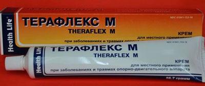 Мазь Терафлекс М