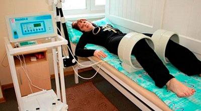 Магнитотерапия колен