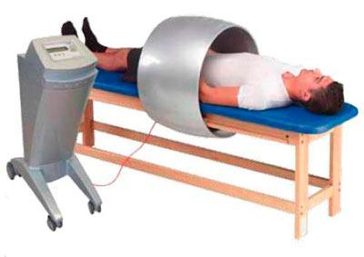 Магнитотерапия при лечении вывиха бедра