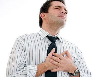 Дорсаго или прострел грудной клетки