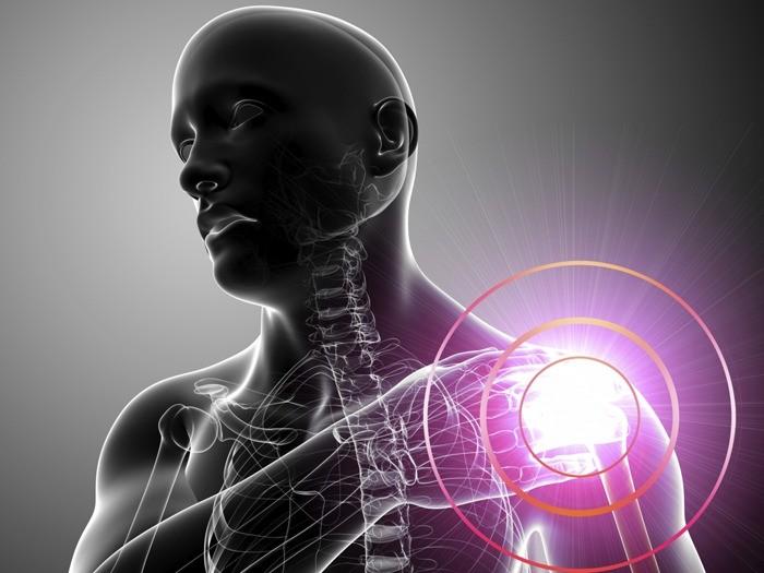 Болит плечевой сустав левой руки при движении