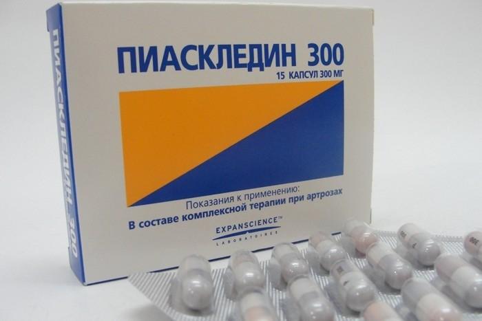 Пиаскледин 300 в капсулах