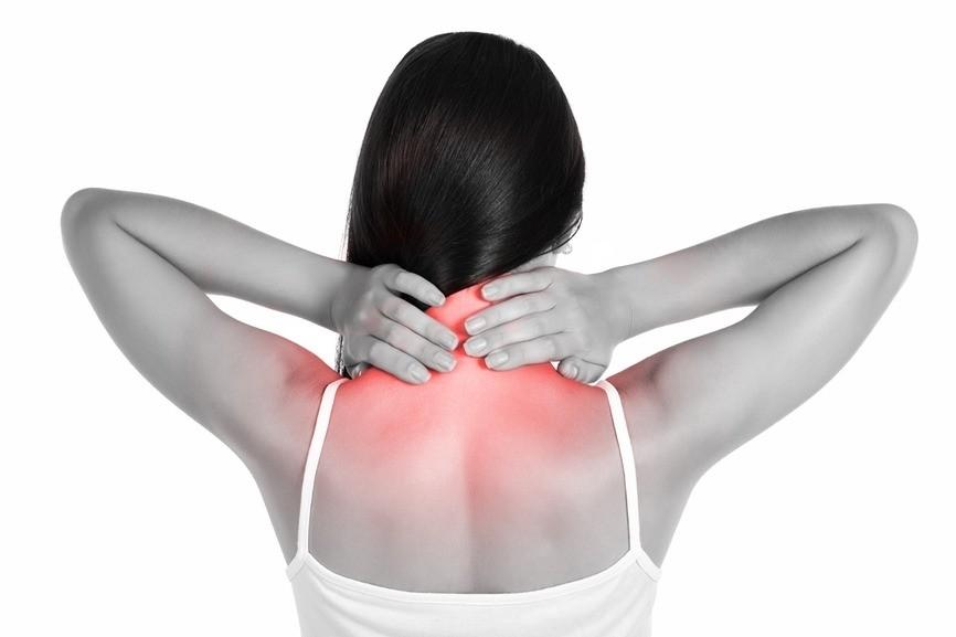 Боль в шее: шейный прострел