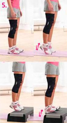Укрепление мышц икр