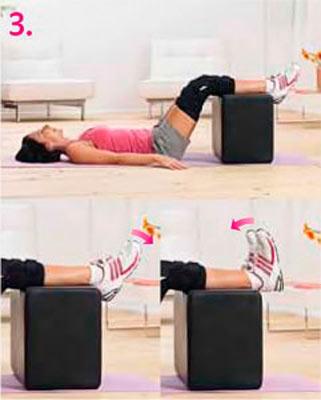 Упражнения на икры мышц