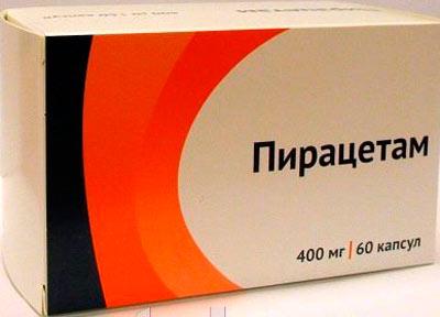 Пирацетам лекарственный препарат