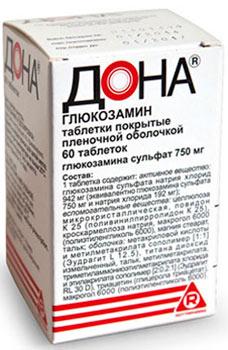 Таблетки Дона