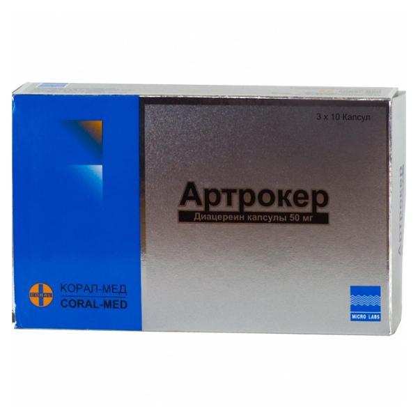 Инструкция по применению препарата Артрокер