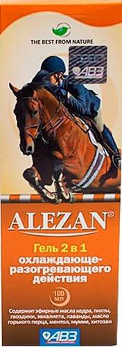 Алезан 2 в 1 гель охлаждающе-разогревающий