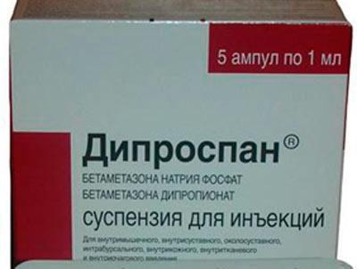 Дипроспан медикамент