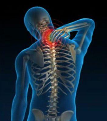 Боли в позвоночнике между лопатками лечение