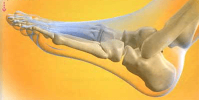 болит на левой ноге суставы
