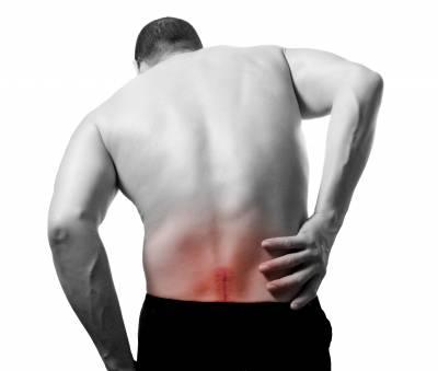 боли в спине в области поясницы