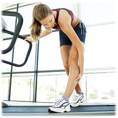 Боль и жжение в икроножной мышце