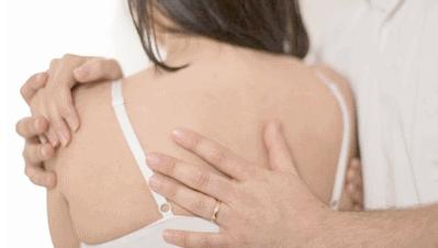 Боль под левой лопаткой отдающая в шею