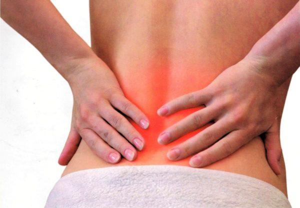 Причины боли сзади в пояснице справой строны у женщин