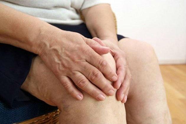 Боль в колене сбоку с внутренней стороны при беременности