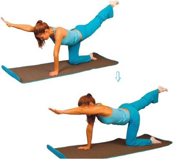 ЛФК при грудном остеохондрозе основные упражнения рекомендации по занятиям
