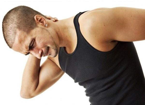 Боли в шее и спине причины