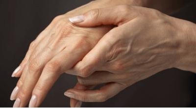 Боль в суставах рук причины и лечение