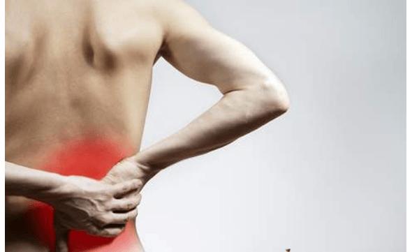 Боль в спине справа от позвоночника