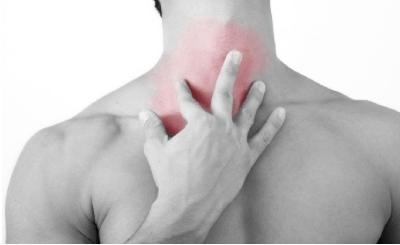 Болит шея спереди под подбородком