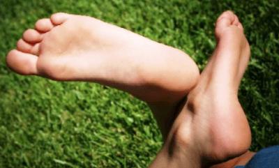 Чтобы не болели ступни ног