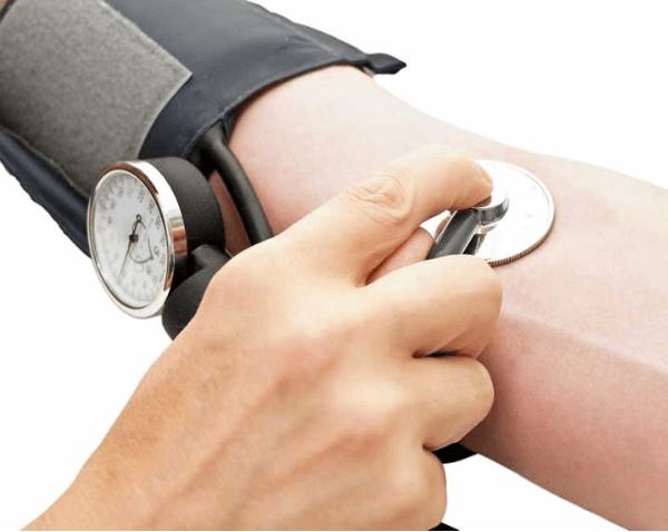 Пониженное давление при шейном остеохондрозе